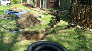 garden drainage systems water leak specialist inc yard drains image on wonderful backyard drainage systems landscape underground garden water garden