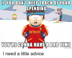 how to keep track of your spending if you dont keep track of your spending nstructc youre gonna havena
