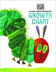 Interactive Growth Chart Boys The World Of Eric Carle Tm The Very Hungry Caterpillar Tm