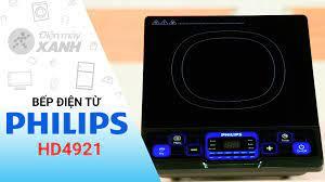 Bếp từ Philips HD4921 - Chính hãng, giá tốt