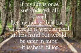 Jim Elliot Quotes Cool 48 Days With Elisabeth Elliot Several Short Quotes Stray Thoughts