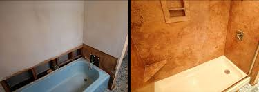 denver tub to shower conversion