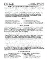 Sample Resume For Teachers Cool Resume For Teaching Jobs Cover Letter For Resume Teacher Curriculum
