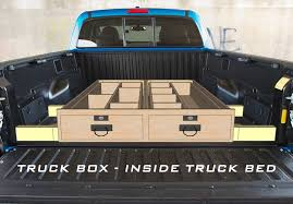 image homemade wood truck bed toolbox drawers pack rat truck bed drawers truck