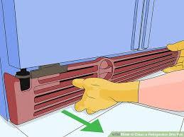 refrigerator drip pan overflow. Fine Overflow Image Titled Clean A Refrigerator Drip Pan Step 4 In Overflow T