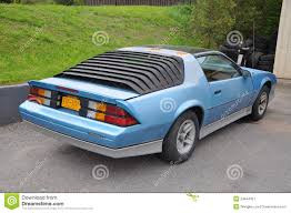 1988 Chevrolet Camaro Muscle Car Editorial Photography - Image ...