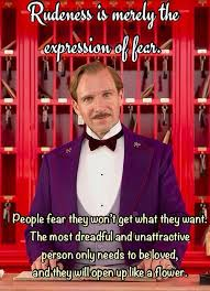 Grand Budapest Hotel Quotes Best Gustave H Grand Budapest Hotel Movie By Wes Anderson Inspired By