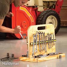 keep your wrenches and sockets straight