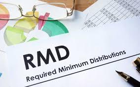 Required Minimum Distribution Percentage Chart Required Minimum Distributions Rmds Special Report