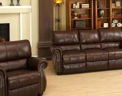 abbyson living sofa or amusing top grain leather living room sofa set free at 54 abbyson