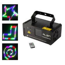 Online Laser Light Show Us 119 99 Alien Laser Stage Lighting Effect Rgb Dmx 512 Stage Light Laser Show Projetor Dj Disco Light Effect Luz Discoteca Party Lights In Stage