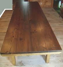 Pine Kitchen Tables For Farmhouse Kitchen Table Styles Best Kitchen Ideas 2017 Knotty Pine