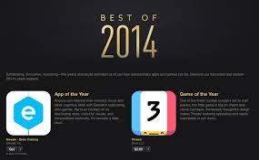Top Charts Itunes 2014 Apple Reveals Its Best Of 2014 App Game And Media Lists