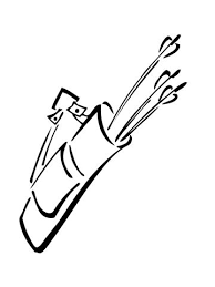 Alternatively, you can become a quiver subscriber to get access to all our premium content. Quiver Outline Quiver With Arrows Coloring Page Super Coloring Coloring Pages Free Printable Coloring Pages Printable Coloring Pages