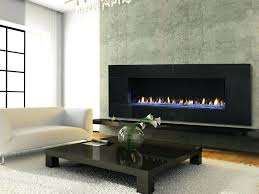 modern fireplace home design