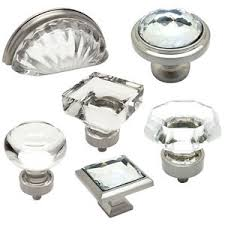 clear glass cabinet knobs. Unique Knobs Image Is Loading CosmasClearSatinNickelGlassCabinetKnobsCup In Clear Glass Cabinet Knobs A