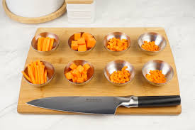 9 Basic Knife Skills To Master Knife Cut How Tos And