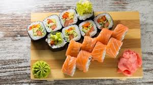 Is Sushi Healthy These Are The Best Rolls To Order Eat