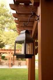 pergola lighting ideas. Outdoor:Gorgeous Metal Lantern Pergola Lighting Offer Romantic At Night Decorative Candle Lanterns Ideas G