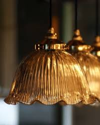 antique chandelier vintage holophane pendant light
