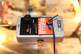 Ehx Small Stone New Design Second Hand Ehx Small Stone Phaser Andertons Music Co