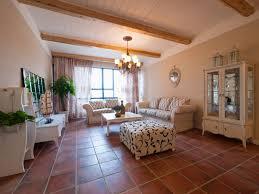 Wonderful Living Room Ceramic Tile With Regard To In Floor Rooms