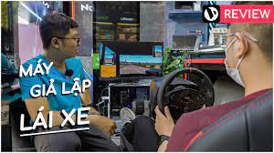 Trải nghiệm máy giả lập lái xe
