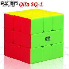 <b>Qiyi Qifa SQ 1 Magic</b> Cube Puzzle Square 1 Speed Cube SQ1 XMD ...