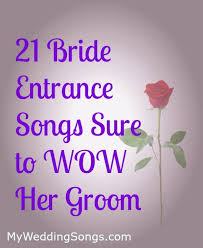 the 25 best bride entrance songs ideas on pinterest wedding Wedding Songs Reception Entrance bride entrance songs to wow groom bride entrancesongs weddingsongs best wedding reception entrance songs
