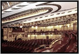 Chicago Il Cadillac Palace Theatre Balcony View Flickr