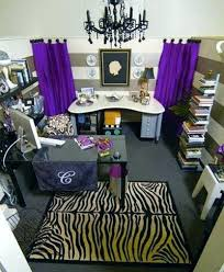 home office decorate cubicle. Office Desk Decorating Ideas Cubicle Decoration Home  With Wooden Shelf And Tiger . Decorate