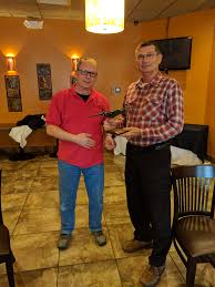 red hat chapter home red had chapter association of the 21 jan 17 at our monthly luncheon the red hat chapter said goodbye to our quartermaster gaylin jess jesmer this is sad because jess was the only