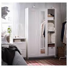 Groß Schrank Als Raumteiler Brimnes Kleiderschrank 3 Trig Ikea Mit