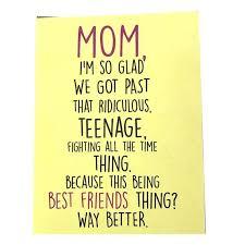 Mom Card Mothers Day Card Mom Birthday Card Funny Card Card For Mother Mothers Day