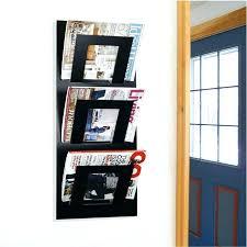 Magazine Holder Australia Magazine Holder Wall White Wall Magazine Rack Medium Size Of 14
