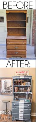 diy furniture refinishing projects. Perfect For All Of Your Holiday Entertaining Needs: A DIY Painted Serving Bar By Unskinny Boppy Diy Furniture Refinishing Projects