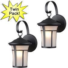 Outdoor PatioPorch Black Exterior Light Fixtures - Black exterior light fixtures