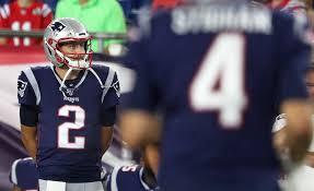 Patriots Depth Chart 2011 Patriots Quarterback Jarrett Stidham Calls Brian Hoyer A