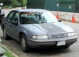 1991 Chevrolet Lumina Specs and Photos | StrongAuto