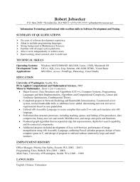 Free Download Best Resume Examples Tutorial Sample Great Cover