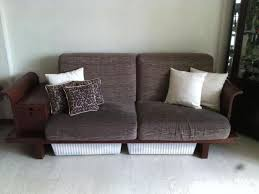 3 seater sofa with free matching coffee