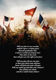 les miserables essay thesis essay les miserables thesis poster process blog les miserables essay thesis
