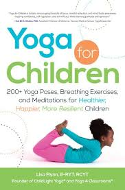 yoga for children book cover