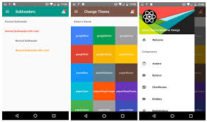 Material Design Button Android Github React Native Material Design Readme Md At Master Invertase