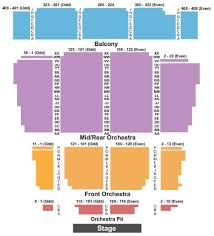 Warner Theatre Tickets And Warner Theatre Seating Chart