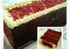 Resep Red Velvet Cake Oleh Lisasengkey Cookpad