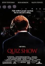 quiz show imdb quiz show poster