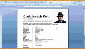 Microsoft Office Word Cvte Free Resumetes Download Ms 2007 Resume