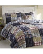 Savings on Nautica Aldrin Twin Quilt & Nautica Chatham Cotton Twin Size Reversible Quilt (As Is Item) (Twin), Adamdwight.com