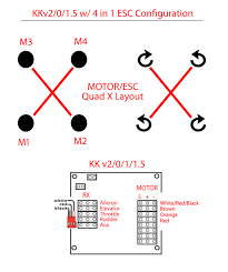 quad motor wiring diagram quad image wiring diagram kk2 1 quick start guide rc groups on quad motor wiring diagram